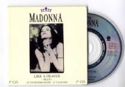 "LIKE A PRAYER - UK 3"" CD SINGLE W7539CD (1)"